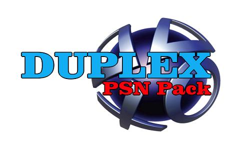 Duplex Releases More PSN Games for PS3 3.55 Custom Firmware
