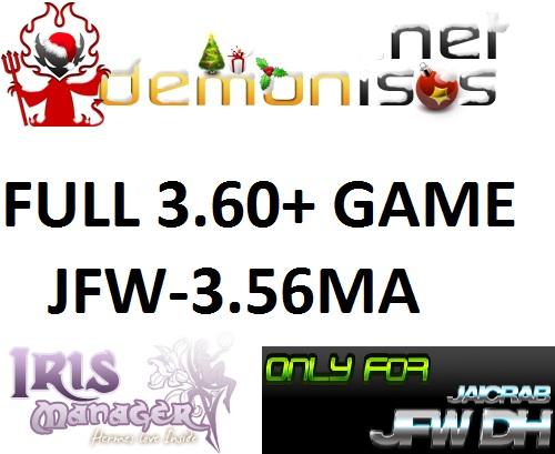 Запуск игр 3.60+ на прошивке JFW 3.56 MA