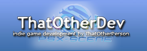 ThatOtherDev Homebrew Game Updates and Source Code