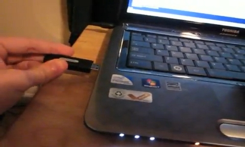PS3 uDraw Tablet Accessory as a PC Mouse / Tablet Demo