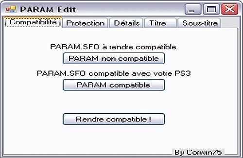 PARAM Edit v2.0 PS3 Save Modification Homebrew App is Released