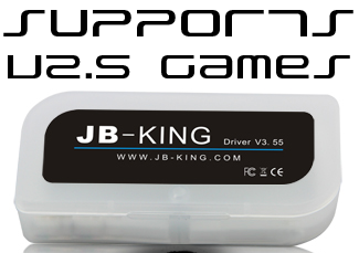 JB-King Upgrade Package v2.5 - Supports Latest TB Games