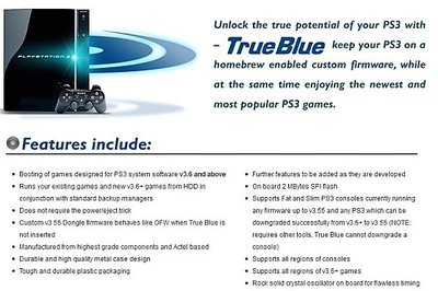 True Blue (aka) JB2 - Releases v2.61 Updater
