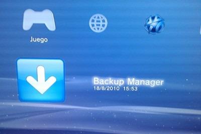 Backup Manager v2 (играем без BluRay диска)