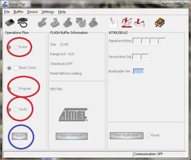 Как прошить USB-донгл на AVR