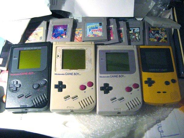 Gameboy Color Emulator and NES Emulators