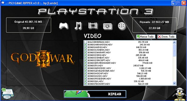 PS3 Game Ripper V3.0
