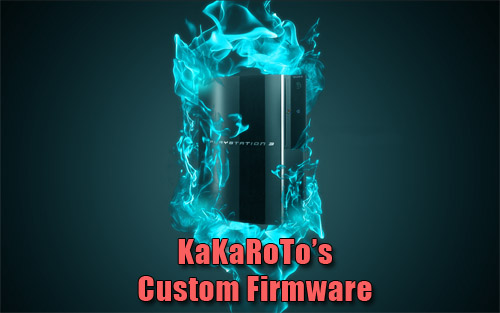 KaKaRoTo создал первую custom-прошивку
