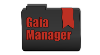 Gaia Manager v2.07