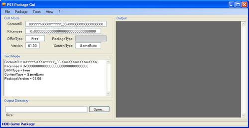 Сделайте свои pkg файл.