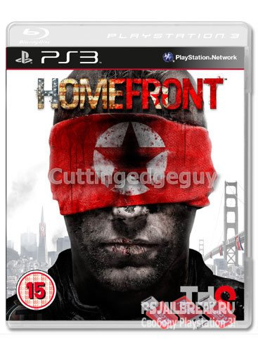 Игра Homefront (2011/PS3/RUS/ENG/Multi6)+Торрент