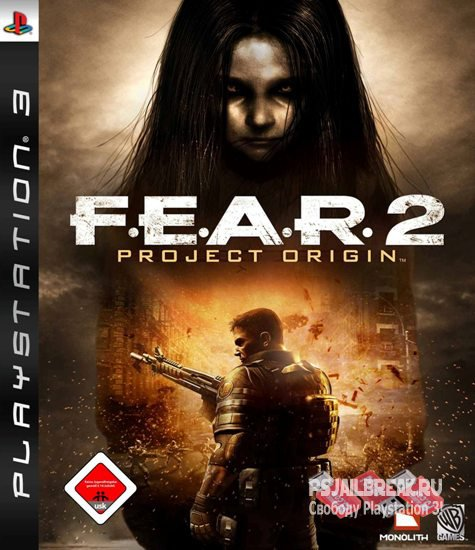Игра/Game F.E.A.R. 2: Project Origin (2009/PlayStation3/ENG)