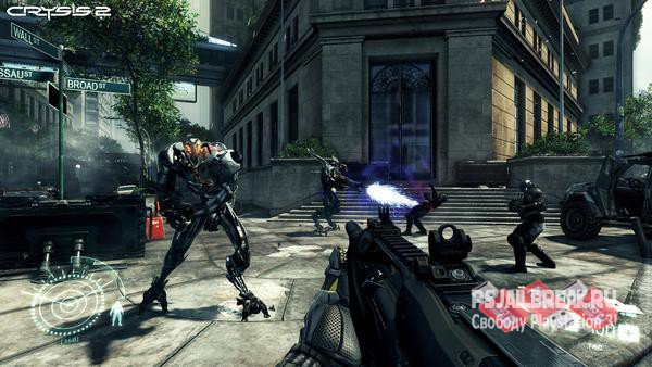 Игра/Game Crysis 2 (2011/PlayStation3/RUSSOUND/Multi9)