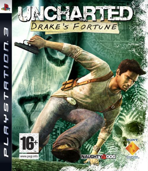 Игра/Game Uncharted: Drake's Fortune (PS3,ENG)+Torrent