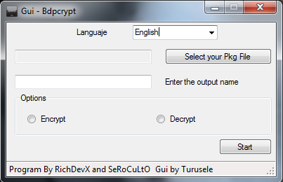 BDP GUI Firmware Decrypter Released – Decrypt/Encrypt Blu Ray Firmware Drivers