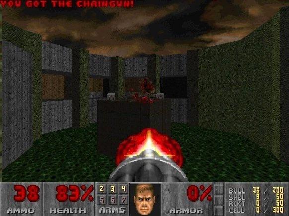 PrBoom - новый порт Doom  для PS3