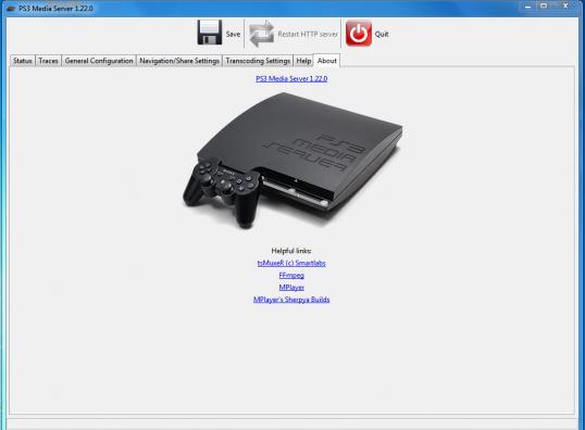 PS3 Media Server v1.22.0