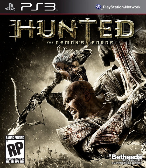 Запуск Hunted: The Demons Forge (FW 3.60)