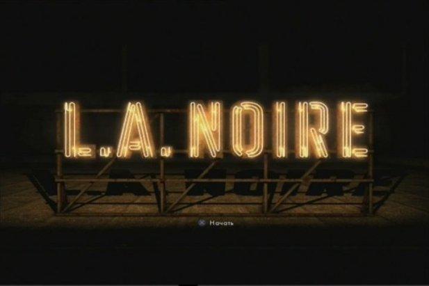 """""""Команда Blackout начала перевод L.A. Noire"""" - неофициальный релиз"""