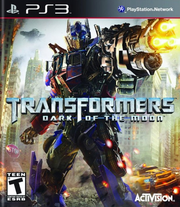 Запуск Transformers Dark of the Moon (3.60) на CFW 3.55