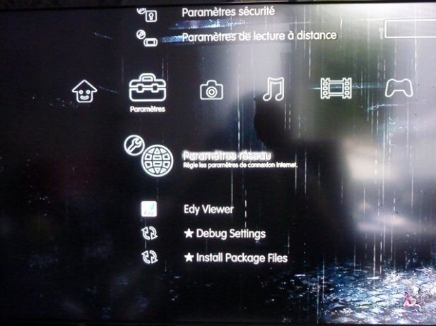 Custom firmware v3.55 PS3A Rev.2 released by PS3-Addict dev team