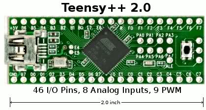 NORway: Teensy++ 2.0 Flashing Software