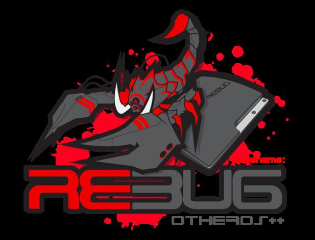 REBUG 3.41.3 и 3.55.2 с поддержкой OtherOS++