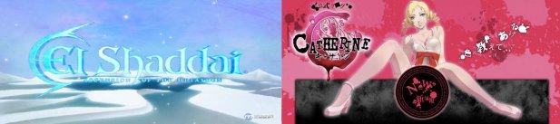Полная англофикация игр Catherine и El Shaddai Ascension of The Metatron (так же добавлен Eboot Fix USA версии для El Shaddai)