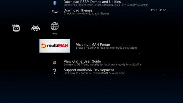 multiMAN Version 02.04.00 Released + New Logo