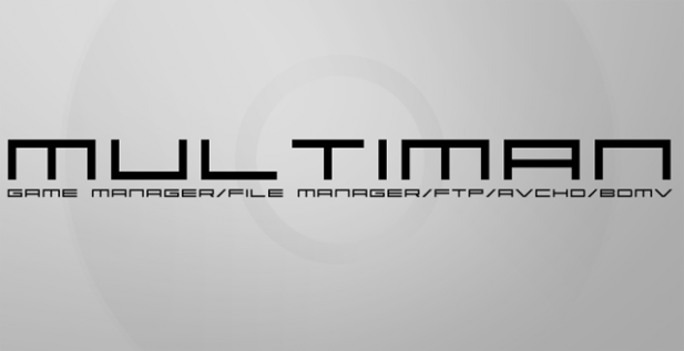 multiMAN v2.04.00 - Now More User Friendly