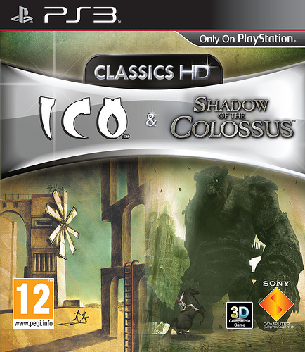 The ICO and Shadow of the Colossus Collection works on CFW v3.55/3.41 and Disgaea 4 PS3 Japanese Translation - Alpha Version Patcher Out!