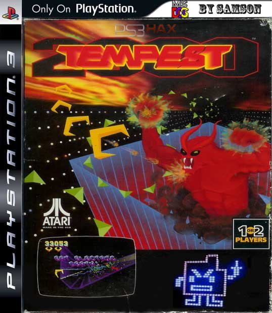 Tempest 2000 Dos Port For PS3