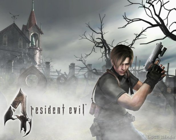 Resident Evil 4 HD PS3 English Mod for Custom Firmware Arrives
