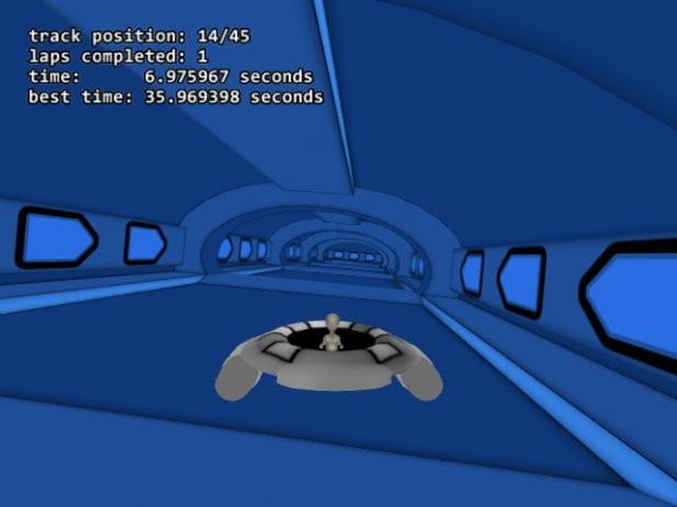UFO Racer v3.4 PS3 Homebrew Game Port is Now Available