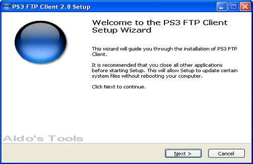 PS3 FTP Client v2.8