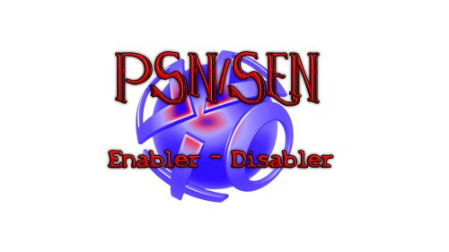 PS3 PSN / SEN Enabler & Disabler, Clear History PSN Stealth Mod Out