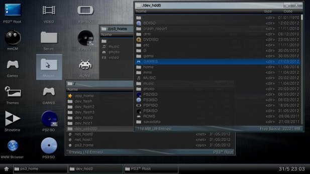 mmCM / multiMAN 04.03.00 - Introducing mmOS File Manager!