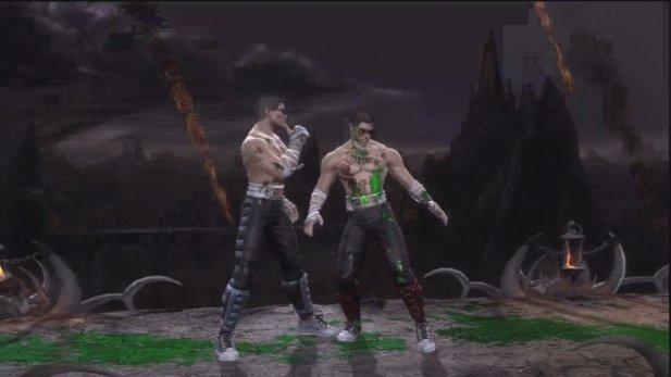 Mortal Kombat Blood Color Editing - Let the Blood Flow!!!