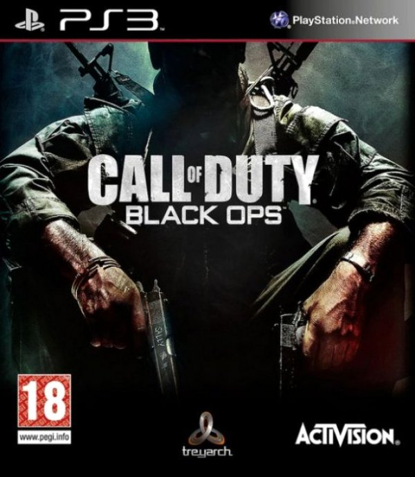 """Call of Duty Black Ops Custom Patch """"113″ FIXED"""