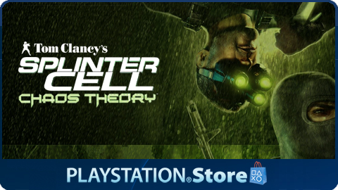 Tom Clancy's Splinter: Chaos Theory HD (NPEB00557) release by pr0p0sitionJOE