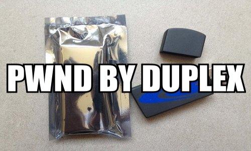 DUPLEX cracks True Blue DRM!