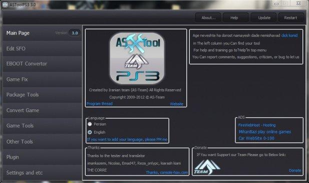 ASTOOLSPS3 v3.1