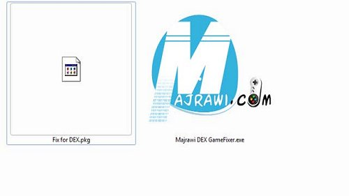 Majrawi DEX GameFixer Tool PS3 Application is Now Available