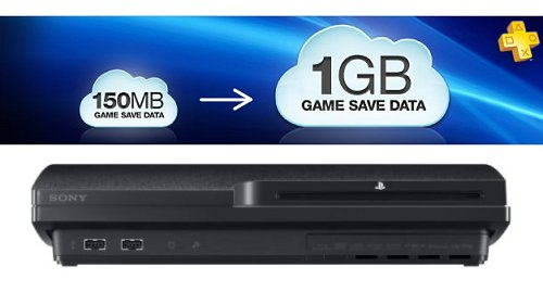 PS3 System Software Update v4.25 Incoming with 1GB Storage
