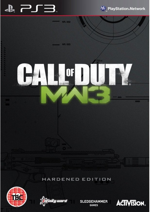 Call Of Duty: MW3 v1.21 Update Fix for PS3 CFW 3.55 / 3.41 Out