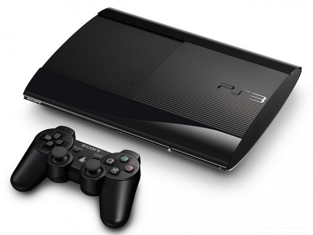 Sony Officially Unveils a Smaller, Lighter PS3 Slim Model