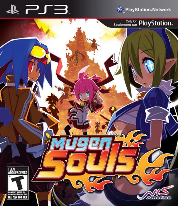 Mugen Souls PS3 3.55 / 3.41 CFW EBOOT Fix is Released
