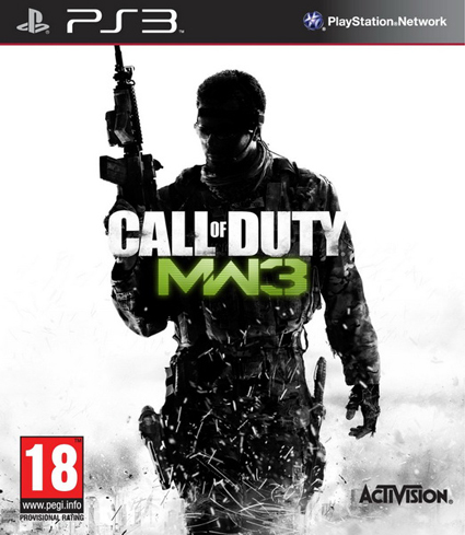 Call of Duty: Modern Warfare 3 Update Fix v1.23 for PS3 CFW 3.55