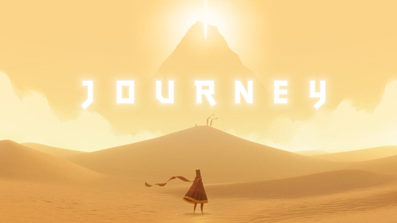 Взломана игра Journey для CFW 3.41/3.55