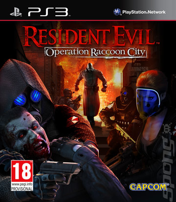 Resident Evil: Operation Raccoon City 3.55 Fix